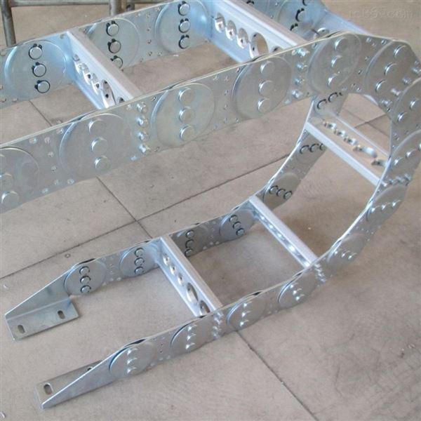 机床金属钢铝拖链