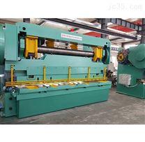 Q11Y系列机械摆式剪板机