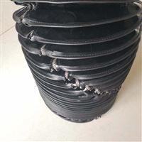 压铸机缝制式气缸伸缩保护罩