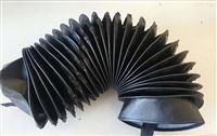 耐高温材质丝杠伸缩防尘套
