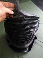 三防布玻璃机械丝杠伸缩保护套