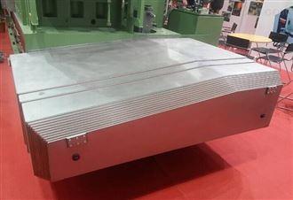 厂家定制机床钢板不锈钢防护罩