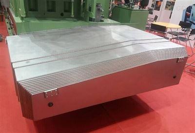 厂家供应耐高温钢板机床防护罩
