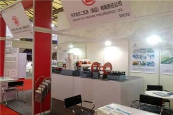 齐二机床专用装备分公司圆满完成第十五届中国国际铝工业展览会参展任务