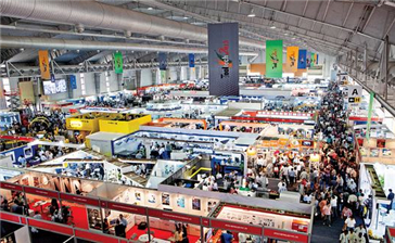印度班加罗尔国际机床展览会