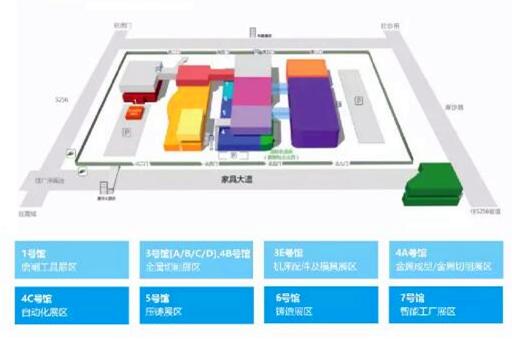 2019年DME中國(東莞)機械展邀您觀展啦!