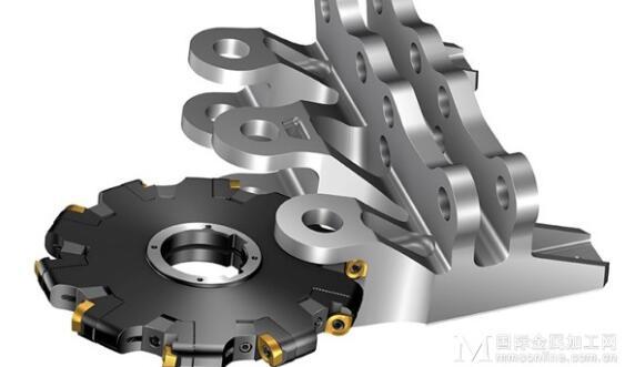山特維克可樂滿:擴展多用途銑刀CoroMill 331應用領域的輕快切削槽型