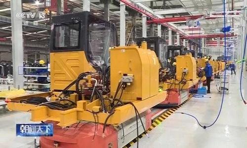 机械工业重点企业复工占比超过50% 部分援产防疫物资