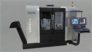 赫克高速机VMX42HSi机床3D视频展示
