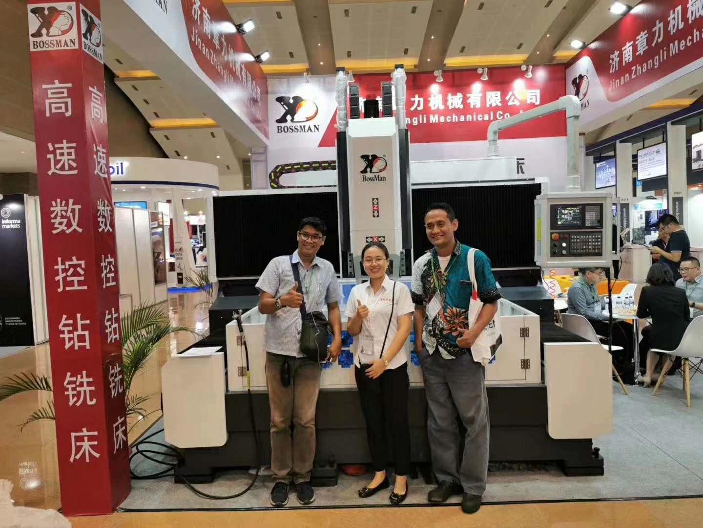博斯曼数控全球巡展——海外市场印尼站