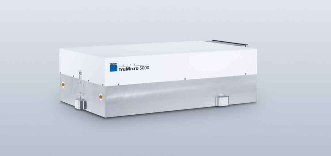 通快應用于多種量產的工業級超短脈沖激光技術